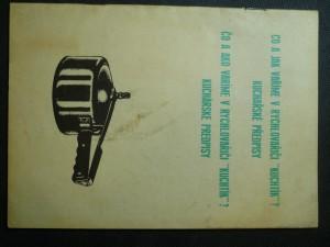náhled knihy - Co a jak vaříme v rychlovařiči / Kuchařské předpisy