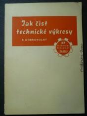 náhled knihy - Jak číst technické výkresy (sv. 27)