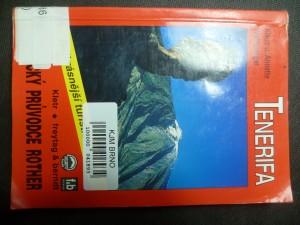 náhled knihy - Turistický průvodce - Tenerife