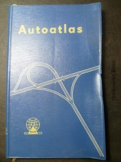 náhled knihy - Autoatlas der Deutschen Demokratischen Republik