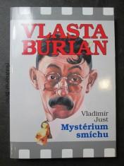 náhled knihy - Vlasta Burian - mystérium smíchu : život a dílo krále komiků