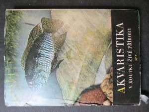náhled knihy - Akvaristika v koutku živé přírody