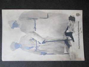 náhled knihy - Eine Schleichpatrouille im Schneenzug