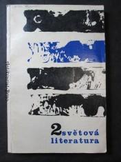 náhled knihy - Světová literatura 2