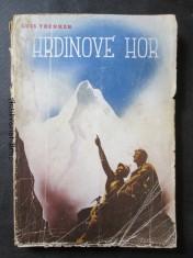 náhled knihy - Hrdinové hor