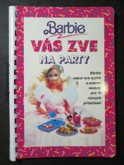 náhled knihy - Barbie vás zve na party