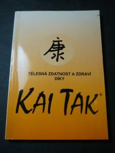 náhled knihy - Tělesná zdatnost a zdraví díky Kai Tak