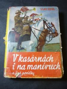 náhled knihy - V kasárnách i na manévrech : knížka o naší armádě
