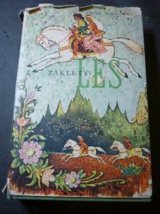 náhled knihy - Zakletý les : výbor slov. lid. pohádek