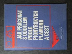 náhled knihy - Jak pracovat s oddílem podle Pionýrských plamenů a cest