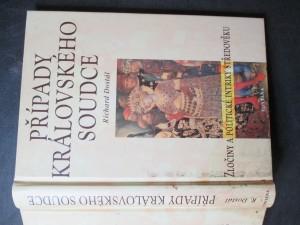 náhled knihy - Případy královského soudce