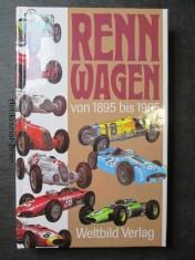 náhled knihy - Renn Wagen von 1895 bis 1965
