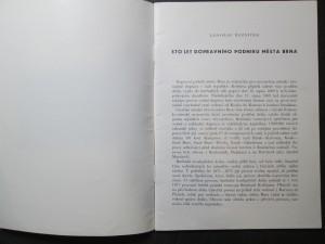 náhled knihy - 1869 - 1969 Sto let dopravního podniku města Brna