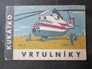 náhled knihy - Kukátko: Vrtulníky