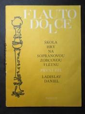 náhled knihy - Škola hry na sopránovou zobcovou flétnu První díl