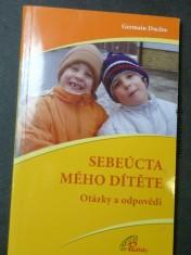 náhled knihy - Sebeúcta mého dítěte -  otázky a odpovědi