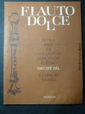 náhled knihy - Flauto Dolce 2 - škola hry na sopránovou zobcovou flétnu
