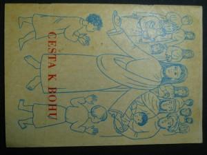 náhled knihy - Cesta k Bohu - Učení o Bohu pro 2. školní rok