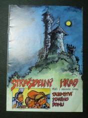náhled knihy - Strašidelný hrad
