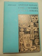 náhled knihy - Apoštolé Slovanů Cyril a Metoděj a Velká Morava