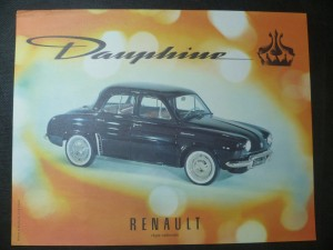 náhled knihy - Renault Dauphine