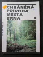 náhled knihy - Chráněná příroda města Brna