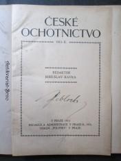 náhled knihy - České ochotnictvo 1913 - II