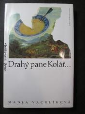 náhled knihy - Drahý pane Kolář--