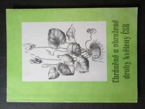 náhled knihy - Chráněné a ohrožené druhy květeny ČSR