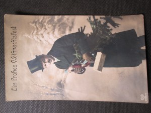 náhled knihy - Ein frohes Weihnachtsfest