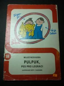 náhled knihy - Pulpuk, pes pro legraci 59