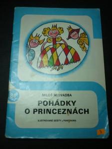 náhled knihy - pohádky o princeznách 84