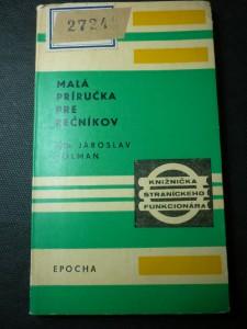 náhled knihy - Malá príručka pre rečníkov
