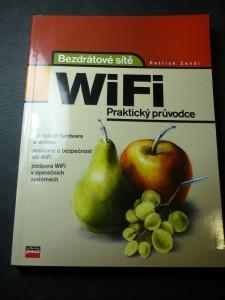 náhled knihy - Bezdrátové sítě WiFi : praktický průvodce