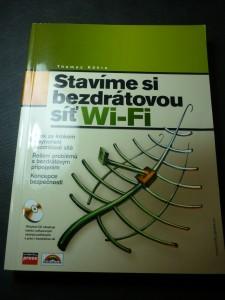náhled knihy - Stavíme si bezdrátovou síť Wi-fi