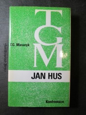náhled knihy - Jan Hus : naše obrození a naše reformace