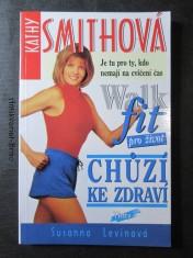 náhled knihy - Walk fit pro život chůzí ke zdraví