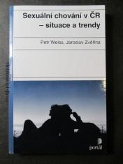 náhled knihy - Sexuální chování v ČR - situace a trendy