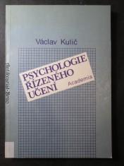 náhled knihy - Psychologie řízeného učení