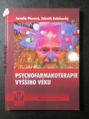 náhled knihy - Psychofarmakoterapie vyššího věku