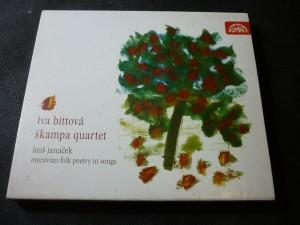 náhled knihy - Škampa quartet