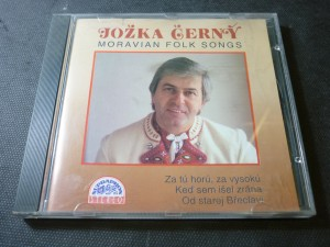 náhled knihy - moravian folk songs
