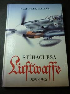 náhled knihy - Stíhací esa Luftwaffe 1939 - 45