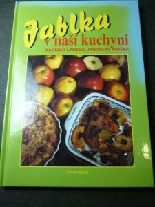 náhled knihy - Jablka v naší kuchyni
