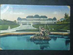 náhled knihy - Wien. K. K. Belvedere