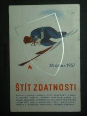 náhled knihy - Štít zdatnosti (Lyžarský klub Praha)