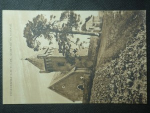 náhled knihy - Vitochovský kostelíček, nejstarší na Moravě