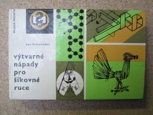náhled knihy - Výtvarné nápady pro šikovné ruce