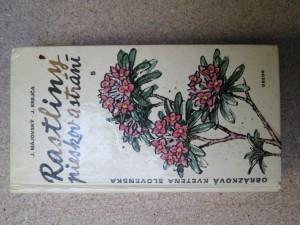 náhled knihy - Rastliny pieskov a stání