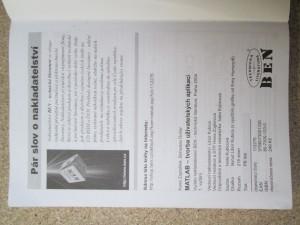 náhled knihy - MATLAB : tvorba uživatelských aplikací